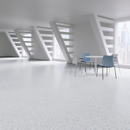 Resolute Flint the ideal flooring for hospitals and healthcare