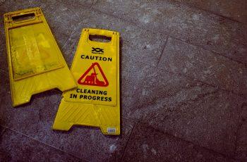 Commercial flooring maintenance