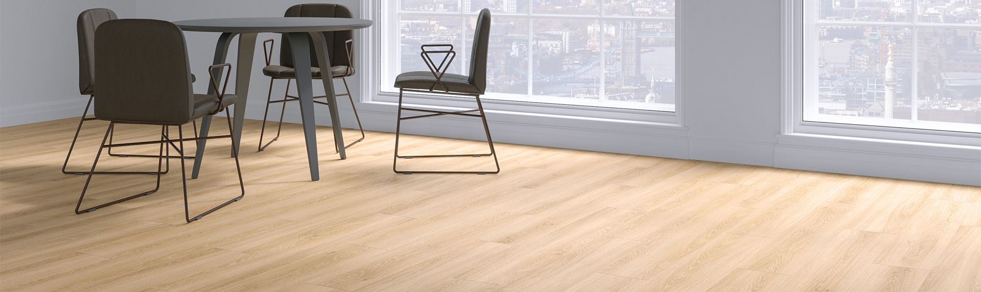 Axis Oak Nature vinyl flooring