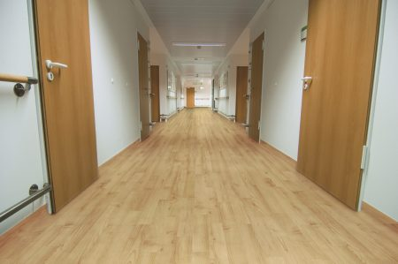 Galahad Wood Range Hospital Flooring