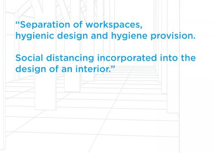 Survey Quote from Duraflor Research on Build-Environment and Flooring Industry post Covid-19