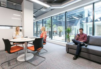 Aspect Carpet Tiles and Biophilic Design
