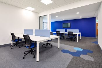 Office Fit Out Hexxtiles